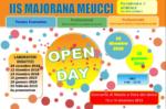 """Istituto """"Majorana-Meucci"""", presentati Open Day e laboratori didattici per alunni di terza media"""