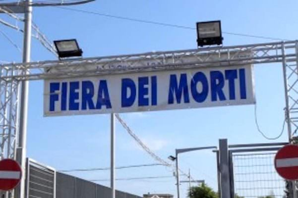 """A Catania la tradizionale """"Fiera dei morti"""" non si farà: il nuovo Dpcm ne vieta l'organizzazione"""