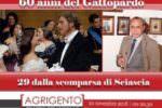 Due importanti ricorrenze in Sicilia: i 60 anni del Gattopardo e i 29 anni dalla scomparsa di Sciascia
