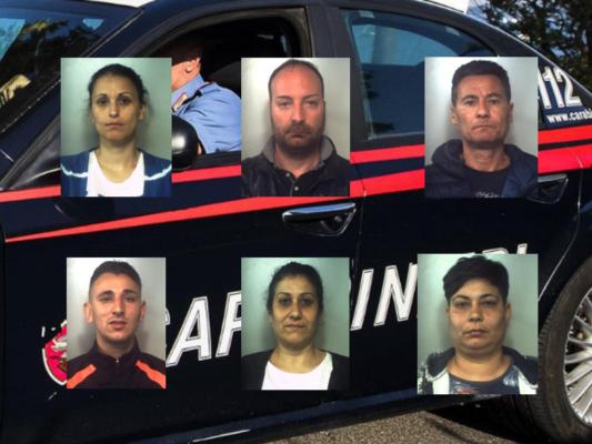 """Colpo """"grosso"""" in un deposito di profumi a Catania, rubati oltre 10mila euro di merce: arrestati i 6 rapinatori"""