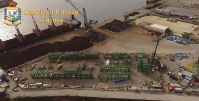 Manipolavano gare di appalto per lavori nel porto di Augusta: arrestati 4 professionisti e 2 funzionari dell'Autorità portuale e sequestri – VIDEO