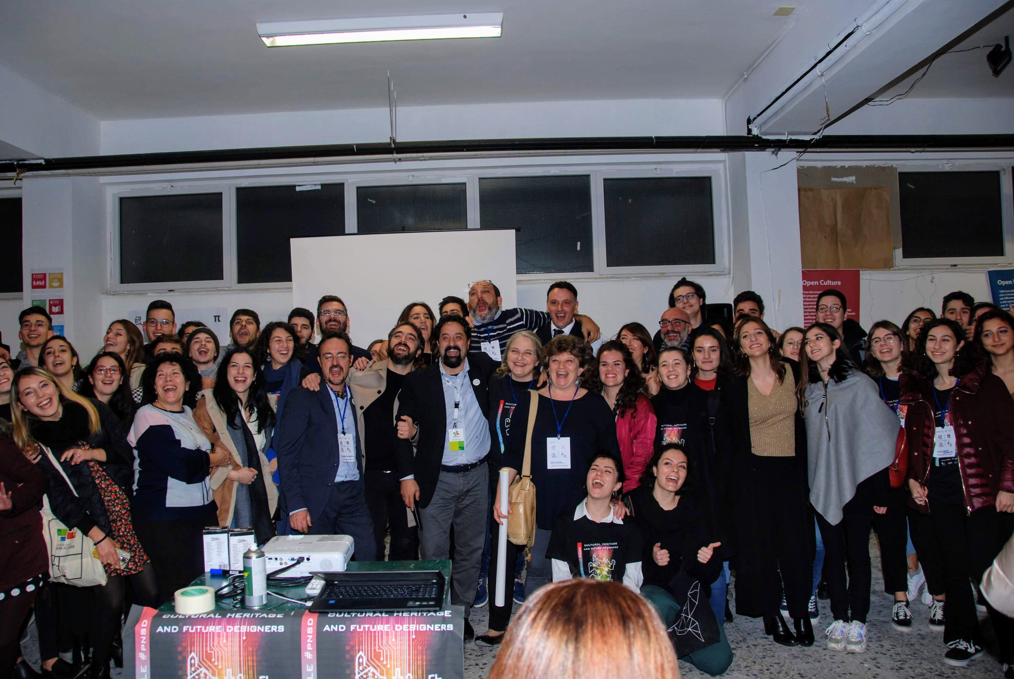 Lo Spedalieri a Matera: gemellaggio, premiazione e incontro col Ministro Marco Bussetti