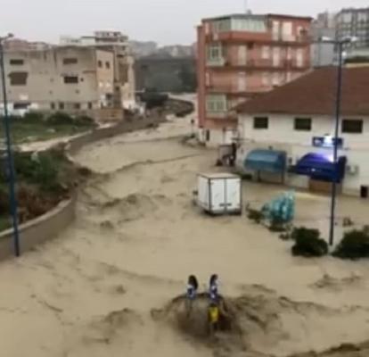 È l'inferno in Sicilia: dieci morti per il maltempo, tra loro due bimbi e un ragazzino