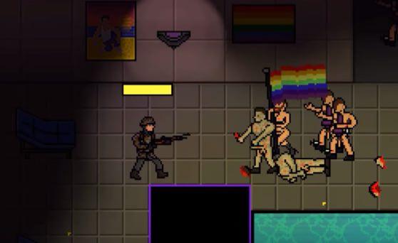 """""""Sparate a gay, ebrei e giornalisti"""": nazionalista crea videogioco choc"""