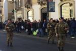 """Catania, aumentate le misure antiterrorismo: attenzione massima ai """"luoghi sensibili"""""""