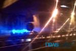Incidente lungo la Tangenziale di Catania, tamponamento coinvolge tre auto: Nissan in mezzo alla carreggiata, 118 sul posto