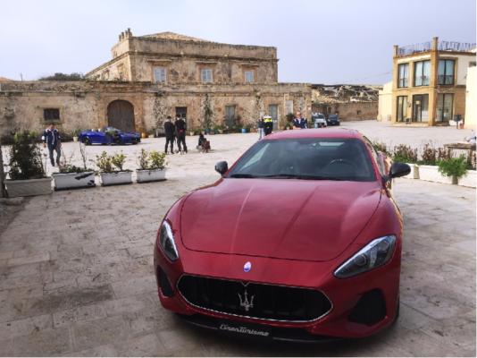 Marzamemi: il borgo marinaro scelto per la nuova campagna pubblicitaria della Maserati