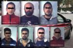 Spaccio di droga, rapine e ricettazione con aiuto mafia: smantellata organizzazione criminale – FOTO e NOMI