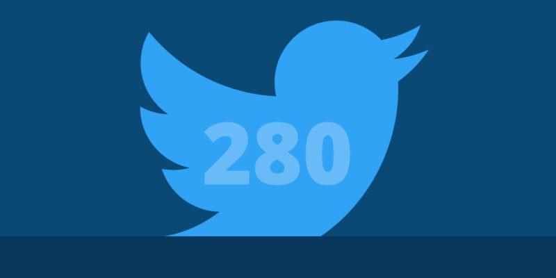 Twitter, a un anno di distanza dall'introduzione dei 280 caratteri le stime di gradimento dell'utenza