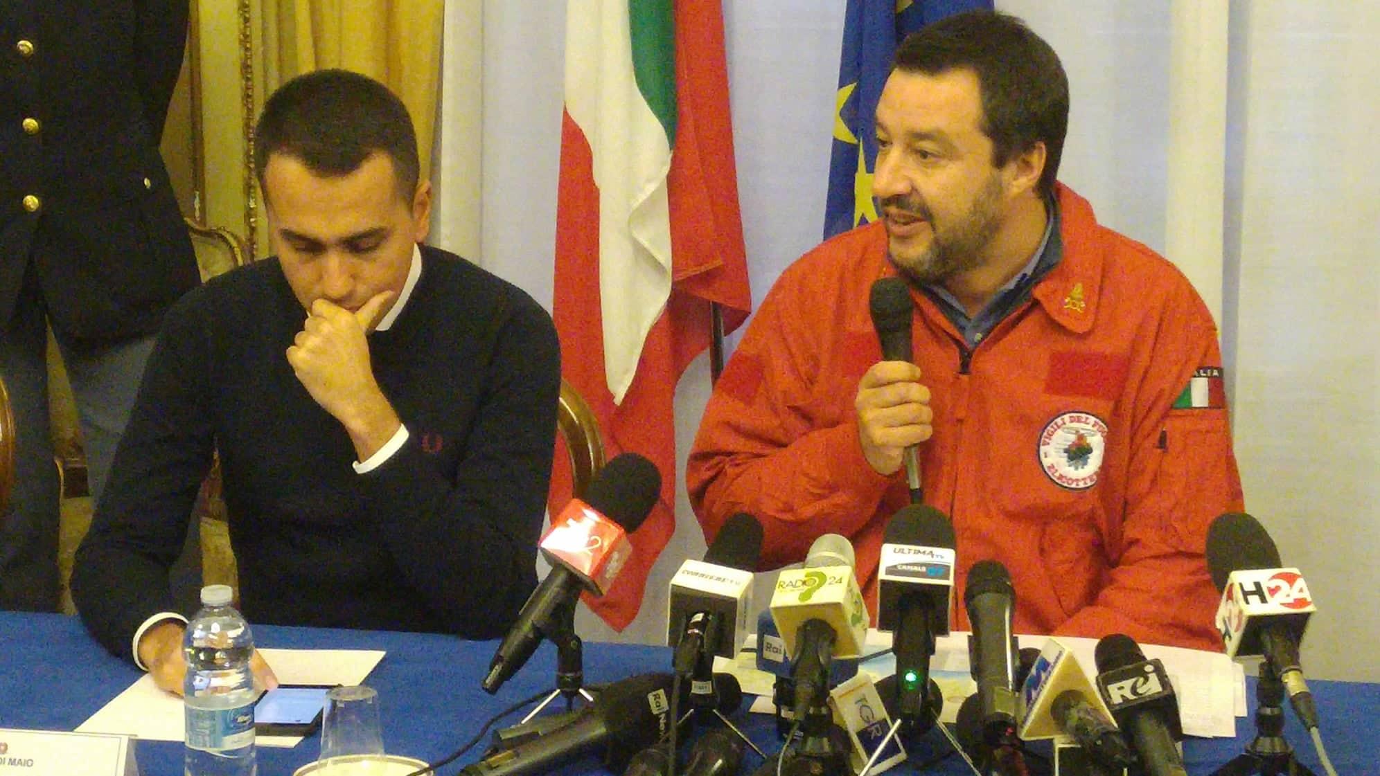 """Tav e alta velocità al Sud, i progetti di Salvini per far ripartire l'Italia: """"Più di 300 cantieri da portare avanti"""""""