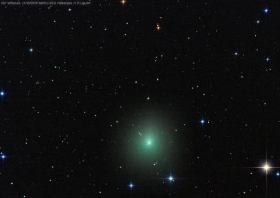 Arrivata nei nostri cieli la cometa di Natale: visibile anche a occhio nudo