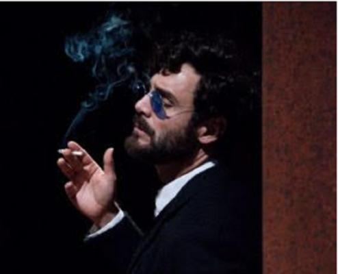 """Al teatro Abc Daniele Pecci in """"Il Fu Mattia Pascal"""" racconta l'inquietudine di vivere"""