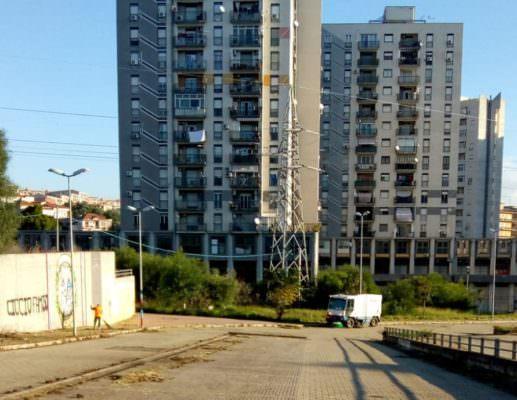 """La """"Chiave di bellezza"""" a Librino, continua la pulizia dei quartieri di Catania"""