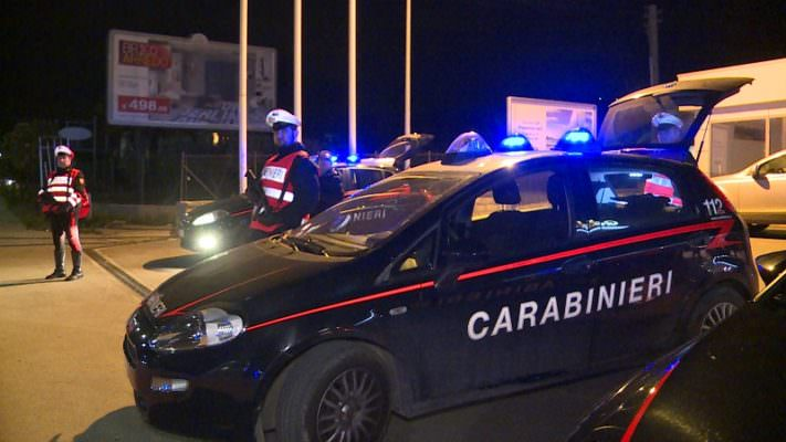 Terremoto Etna: carabinieri in borghese contro gli sciacalli