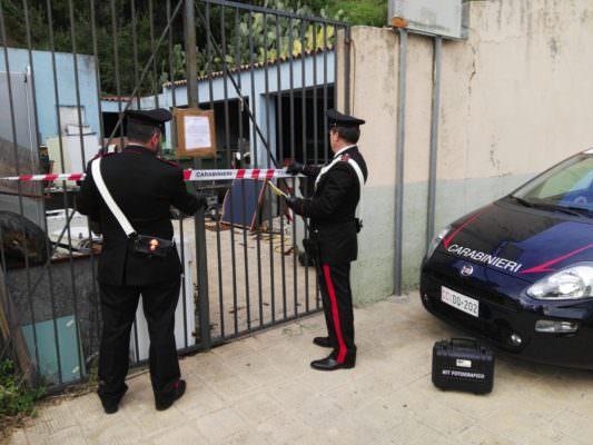 Sequestro preventivo di un sito di stoccaggio dei rifiuti comunale: 3 indagati