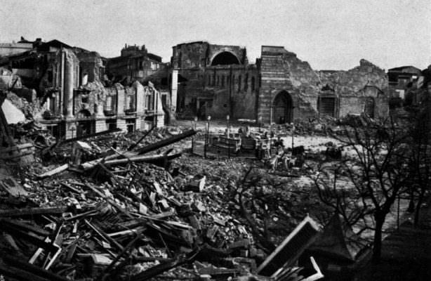 Correva il 28 dicembre 1908… 111 anni dal catastrofico terremoto che distrusse Messina e la Calabria meridionale