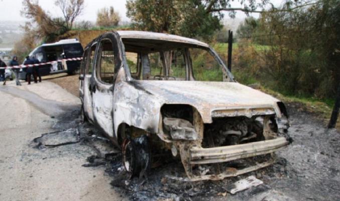 Identificato l'uomo carbonizzato in auto: è Angelo Caruso