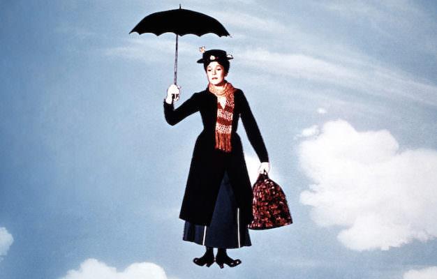 Mary Poppins, torna la tata che ha fatto sognare tutto il mondo