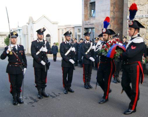Caduto da 12 metri durante intervento, la tragica morte di Gianluca Sciannaca: ieri commemorazione dei carabinieri