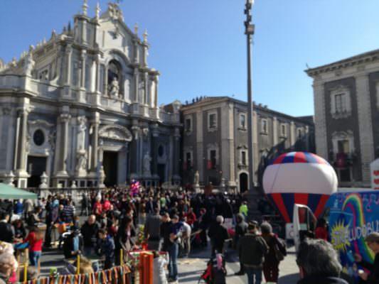 Catania solidale: al via i festeggiamenti Agatini con Fratres e Avis