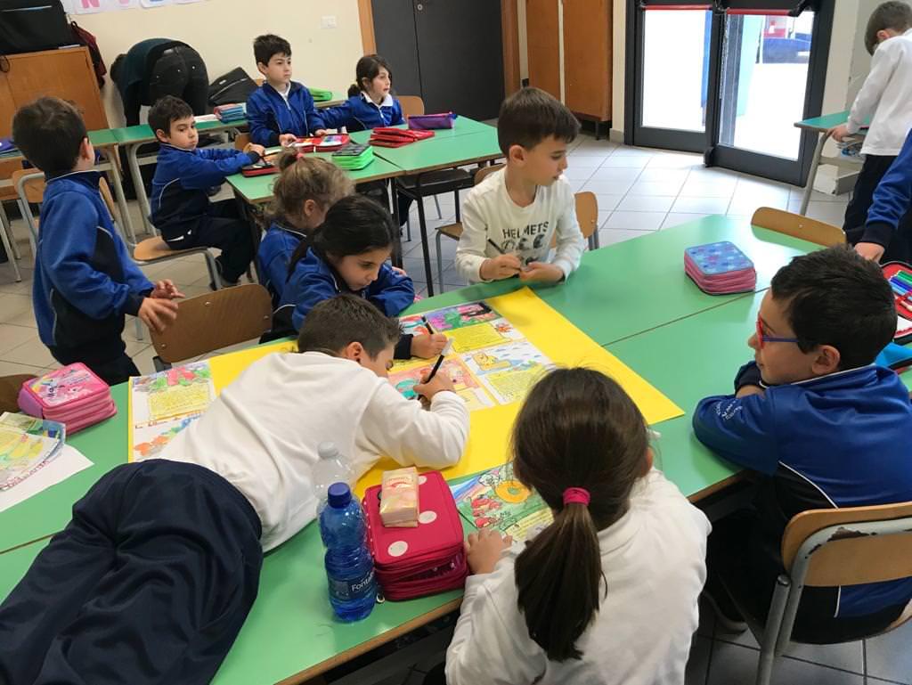 Entusiasmo e creatività per l'Open Day al Circolo Didattico Giuseppe Fava di Mascalucia