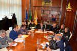 Sisma di Santo Stefano nel Catanese: riunione tra Musumeci e i sindaci delle città colpite