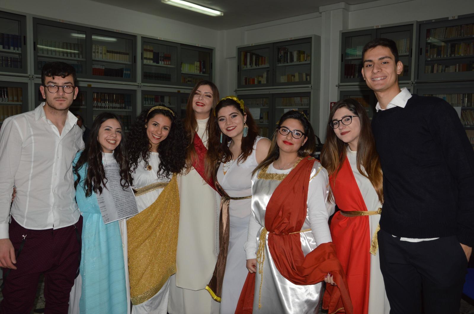 Notte dei Licei, Mario Rapisardi di Paternò: cultura aperta al nuovo, ad maiora semper