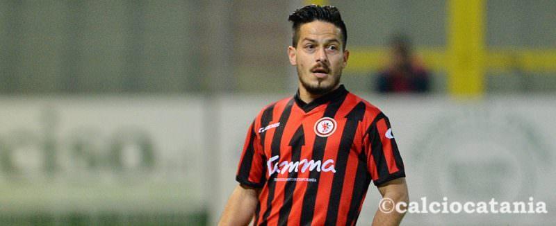 Calcio Catania, colpo in attacco: preso Sarno a titolo definitivo dal Padova
