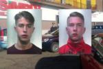 Irruzione con pistola e coltello nel Simply: arrestati due 19enni catanesi