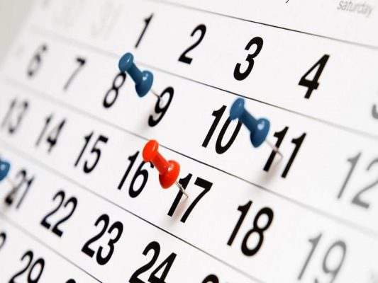 """Occhio al calendario, il 2019 è l'anno dei """"ponti"""": le date da ricordare"""