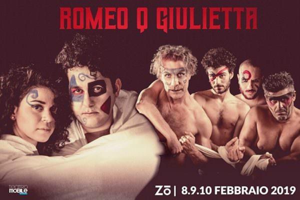"""Teatro Mobile di Catania, """"Romeo Q Giulietta"""" l'eterna storia d'amore di Shakespeare riscritta e trasposta in Sicilia"""
