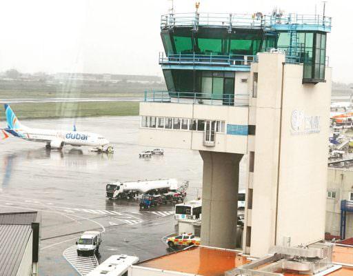 Catania, disagi all'aeroporto per allagamento: ritardi per due voli