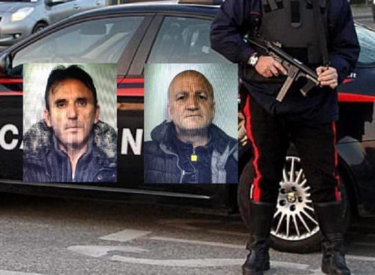 Catania, rubata Fiat 500: ladri d'auto arrestati in viale Nitta