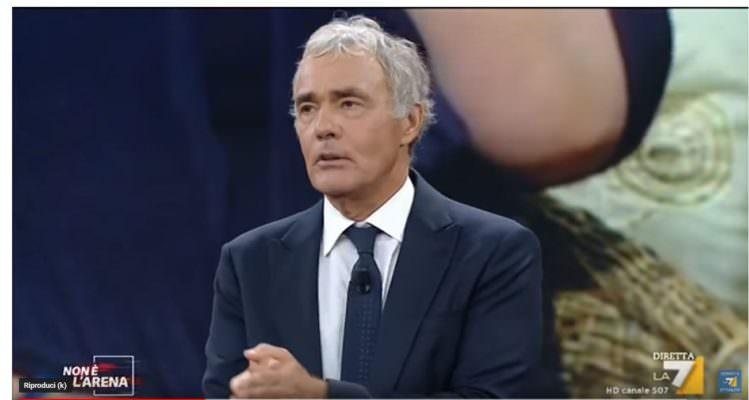 """Mezzojuso contro Massimo Giletti: oltre 150 persone querelano il presentatore e il programma """"Non è l'Arena"""""""