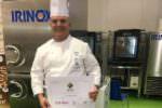 """Medaglia di bronzo per il prof. Mario Failla dell'Istituto Alberghiero """"Karol Wojtyla"""" di Catania al campionato del mondo di pasticceria a Lussemburgo"""