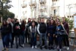 "Studenti dell'IISS ""Carlo Gemmellaro"" di Catania all'Open Day del dipartimento di Scienze Umanistiche"