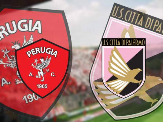 Brignoli para, Puscas segna: il Palermo supera il Perugia per 1-2 e scaccia via la crisi