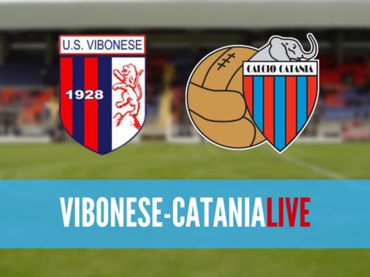 Vibonese-Catania 0-0, equilibro in campo e nessuna emozione – RIVIVI LA CRONACA