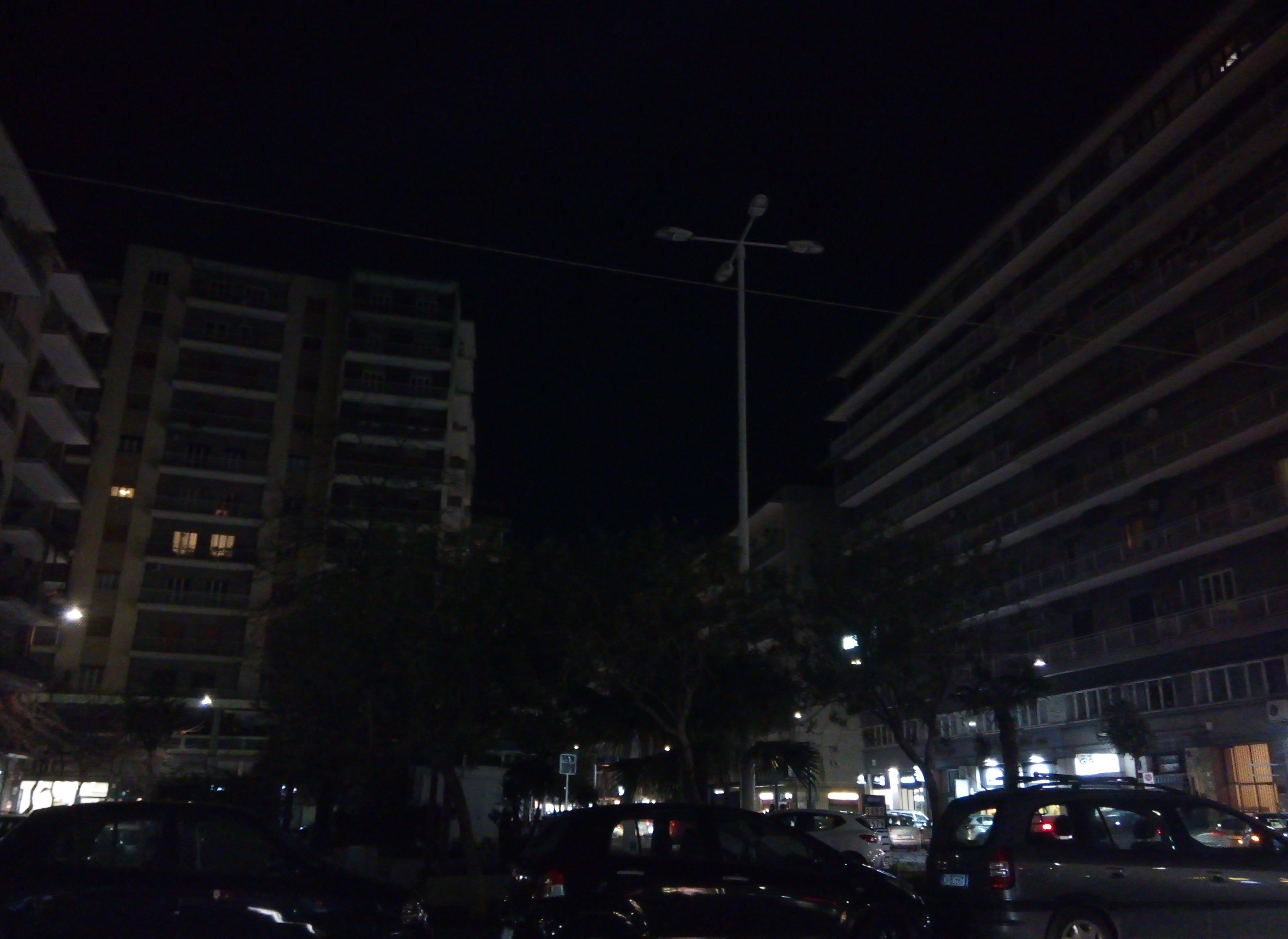 """Piazza Ludovico Ariosto al buio, Comitato Vulcania: """"Interventi per l'incolumità dei cittadini"""""""