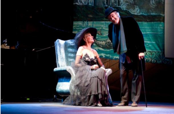 Buongiorno Contessa, il viaggio dell'anima raccontato da Mariano Rigillo e Maria Teresa Rossini