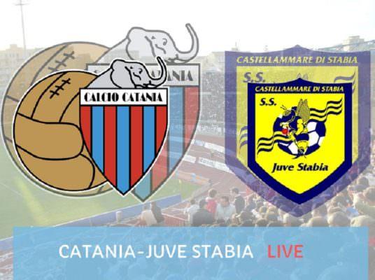 Catania-Juve Stabia 1-0: l'arbitro emette il triplice fischio! I rossazzurri interrompono la marcia dei campani – RIVIVI LA CRONACA