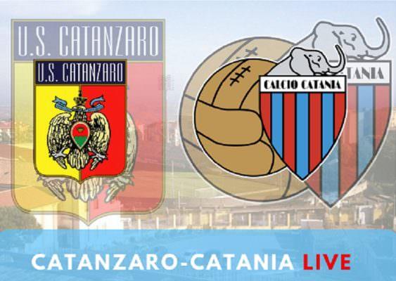 Catanzaro-Catania 1-2: è finita, rossazzurri vittoriosi. Primo successo per Novellino – RIVIVI LA CRONACA