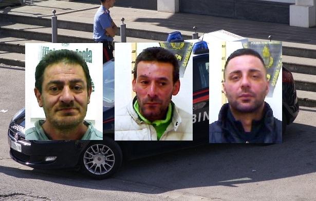 """L'arresto, poi il """"tradimento"""" ai compagni mafiosi: collaboratori di giustizia svelano reati, 3 arresti – FOTO e NOMI"""