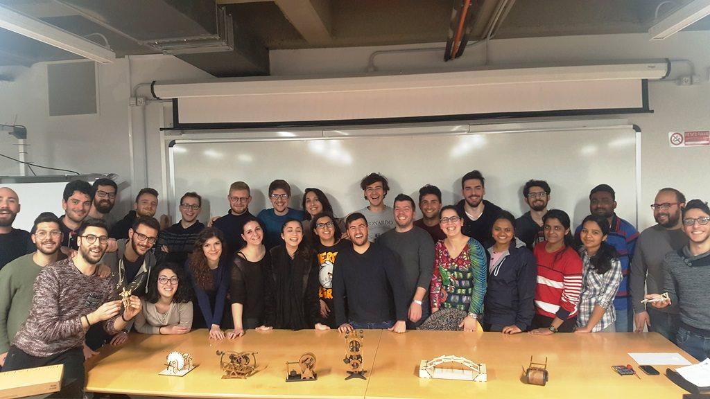 """Università di Catania, studenti di Ingegneria al """"servizio"""" di Leonardo Da Vinci: ricostruite le invenzioni del genio toscano"""