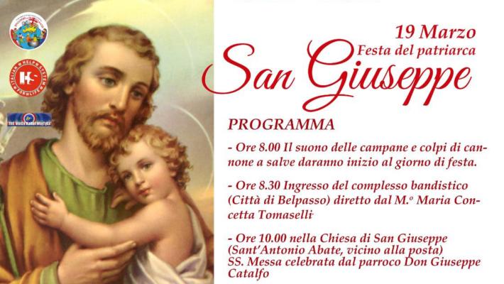 """Festa di San Giuseppe, """"U Maccu"""" e tanto divertimento nella IV circoscrizione di Catania in onore del patriarca"""