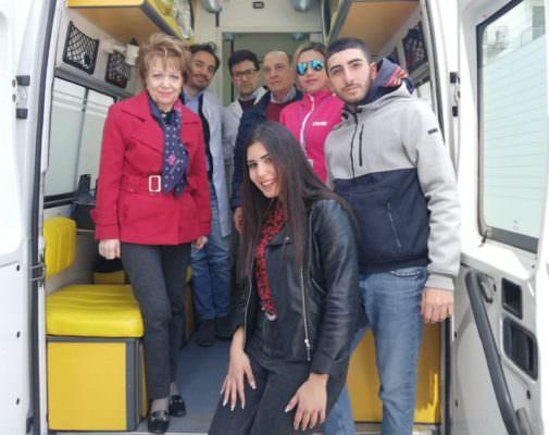 """Il """"Vaccarini"""" di Catania e l'Avis: la cultura della donazione"""