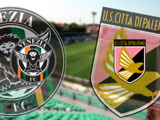 Puscas salva il Palermo, contro il Venezia finisce 1-1: il Brescia è ancora a +4