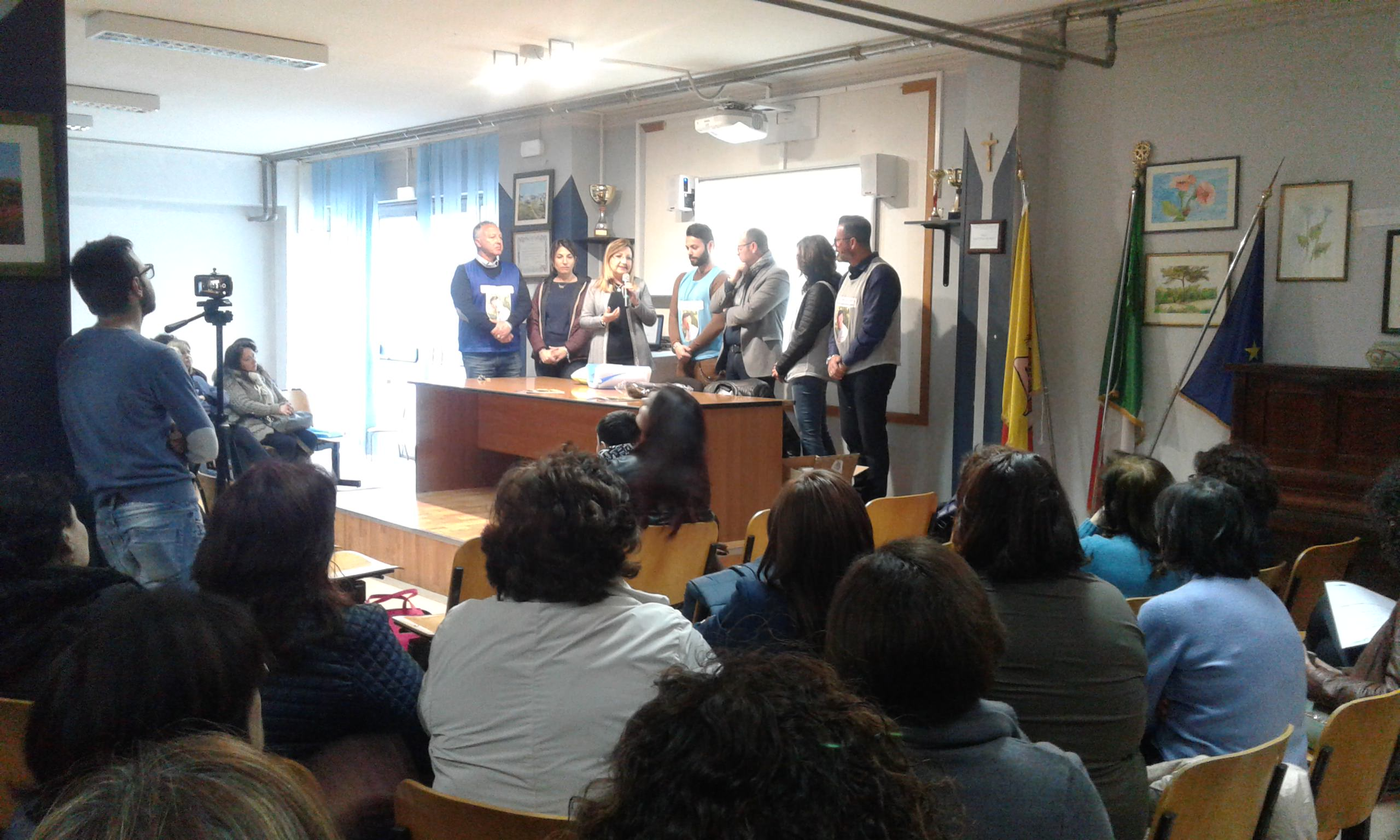 Defibrillatore amico, gesto di solidarietà al CD G. FAVA di Mascalucia