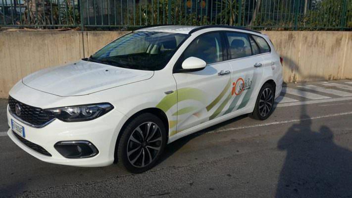 Catania, prosegue il servizio di car sharing: lascia Enjoy, arriva Io Guido
