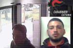 Rapina alle Poste di Tremestieri Etneo: impronta sullo scontrino eliminacode. Arrestato 22enne